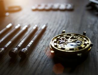 bering watch repair